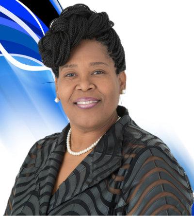 Pastor Lisa Harris